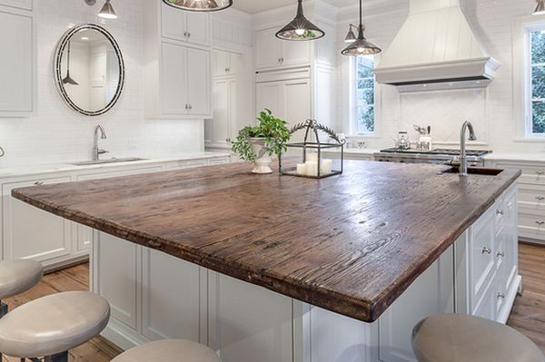 Wood Countertops?  Home Select