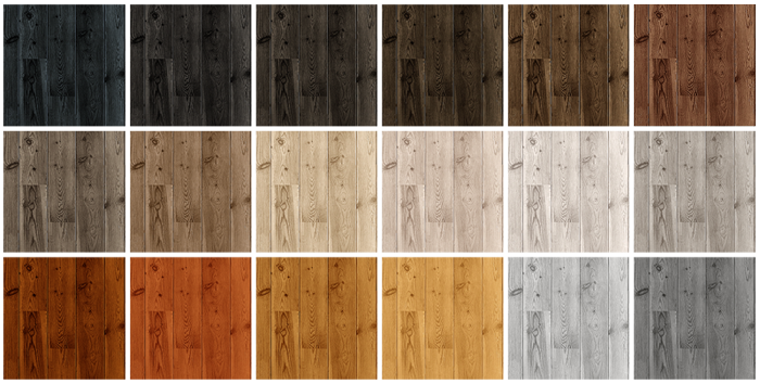 choosing the best hardwood color